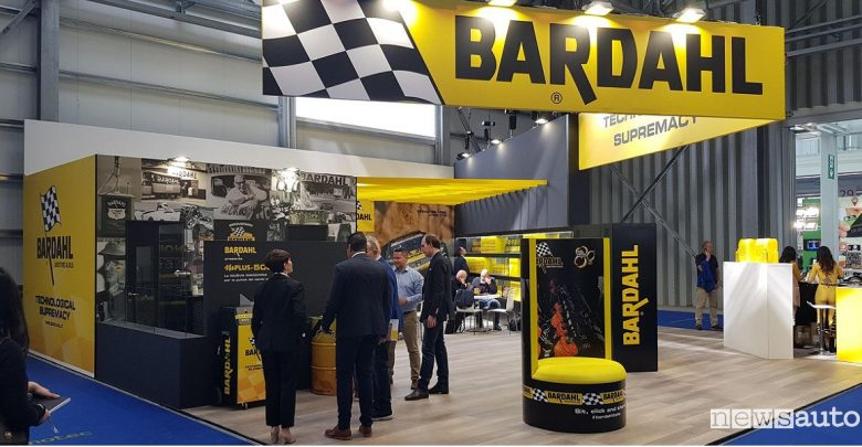 Bardahl 80 anni Autopromotec 2019
