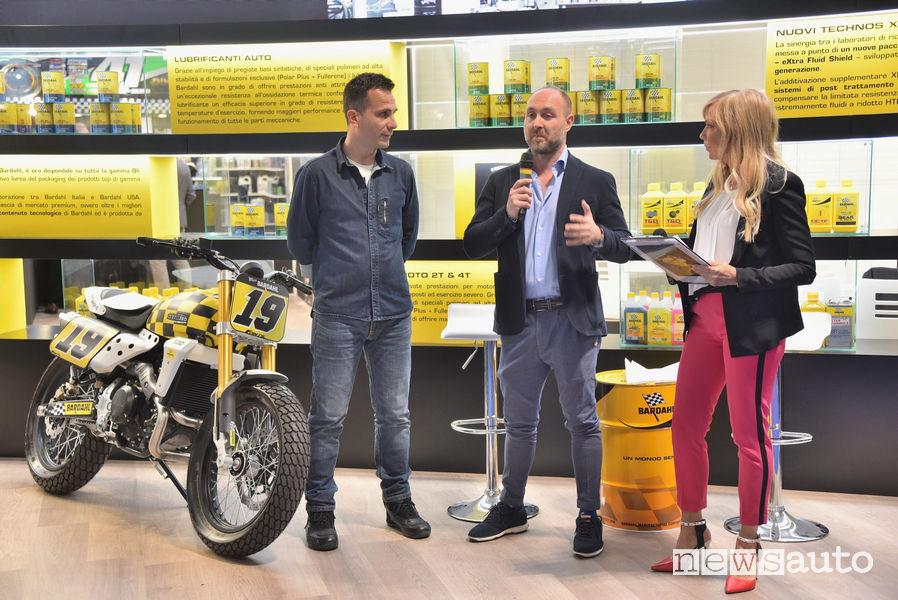 Bardahl Italia ad Autopromotec 2019