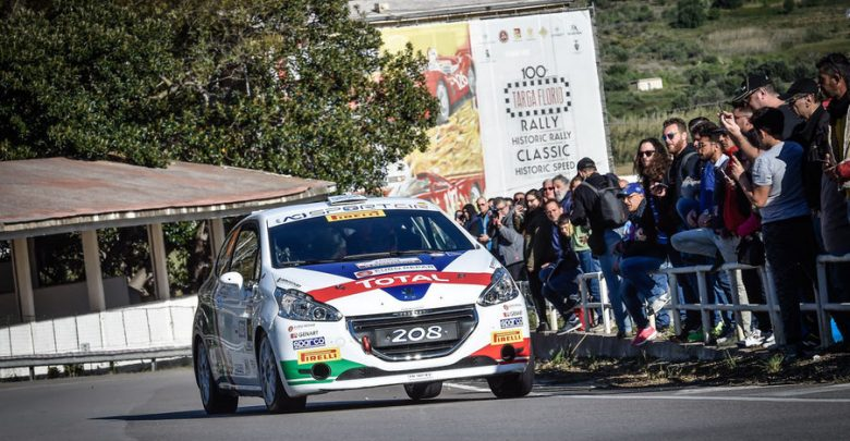 CIR 2019 Targa Florio Peugeot 208 R2 Ciuffi/Gonnella