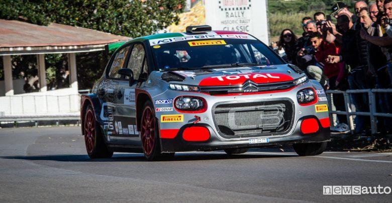 CIR Rally Targa Florio 2019