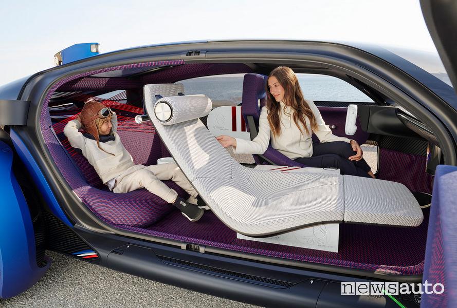 Citroën 19_19 Concept abitacolo