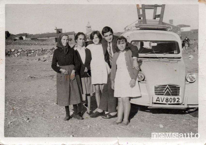 Citroën Generations 3° episodio in Spagna