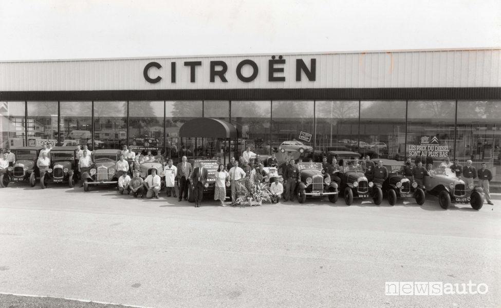 Citroën Generations 7° episodio in Francia