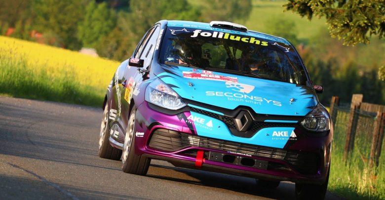 La Clio_RS-R3T al Sachsen-Rallye-2019-Kai Gunther incidente mortale