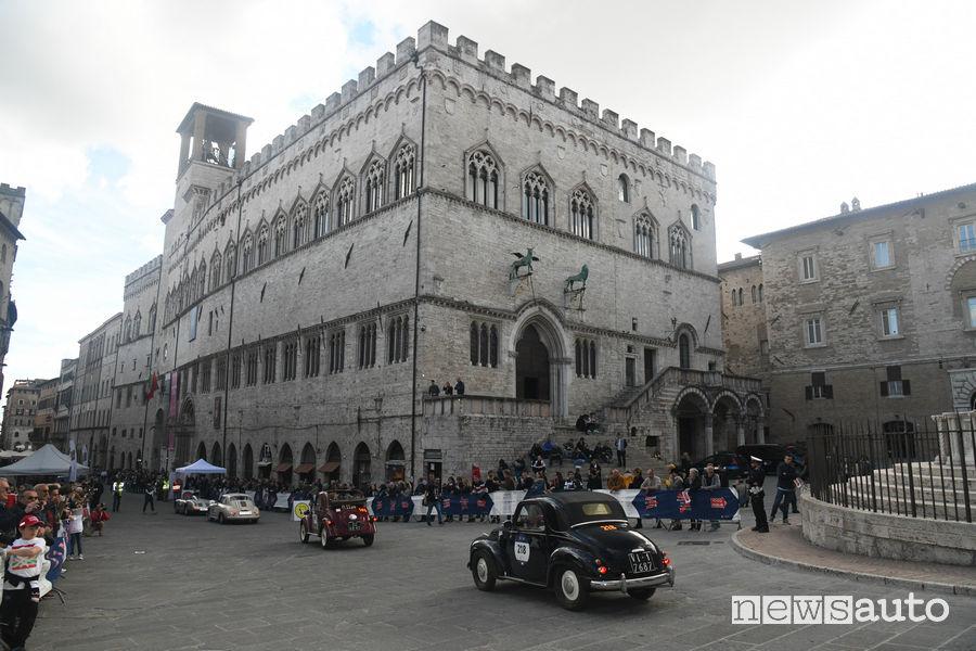 Mille Miglia 2019 Perugia