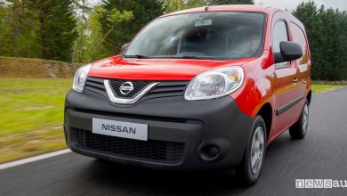 Photo of Nuovo Nissan NV250, nuovo van compatto