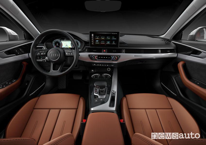 Audi A4 plancia strumenti