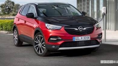 Photo of Opel Grandland X Hybrid4, SUV ibrido plug-in 4×4