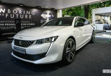 Photo of Peugeot 508 SW Hybrid, anteprima italiana