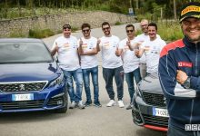Photo of A scuola di rally e lezioni in Sicilia da Andreucci con Peugeot!