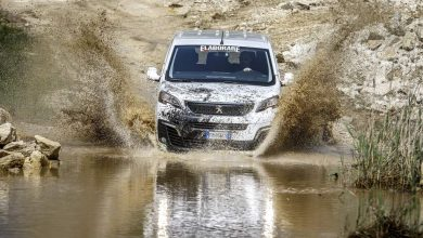 Photo of Peugeot Traveller 4×4, prova in fuoristrada col van a trazione integrale