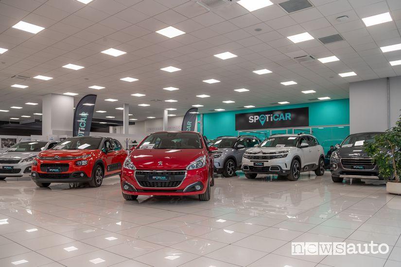 Vendite auto usate gennaio 2020