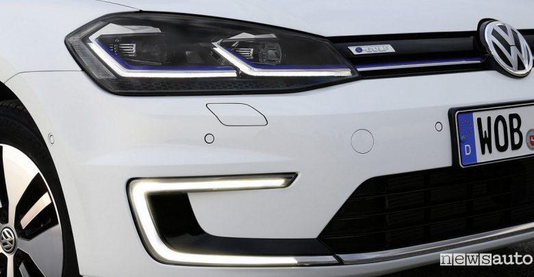 Emissioni Volkswagen: Golf diesel vs Golf elettrica