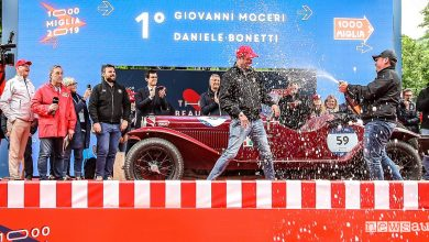 Classifica Mille Miglia 2019