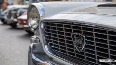 Auto storiche a Roma programma Autoantiqua 2019
