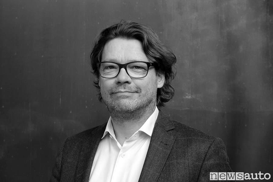 Bernhard Kerkloh, amministratore delegato della Movendi