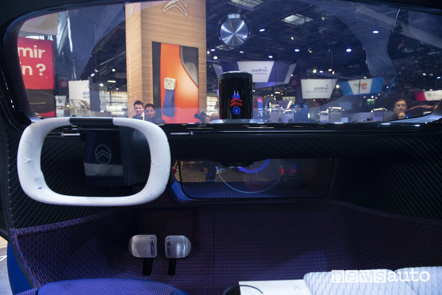 Abitacolo Citroën 19_19 Concept al VivaTech 2019