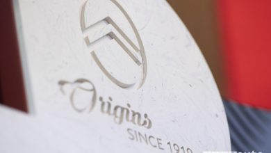Logo Citroën Origins since 1919