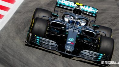 Qualifiche F1 Gp Spagna 2019