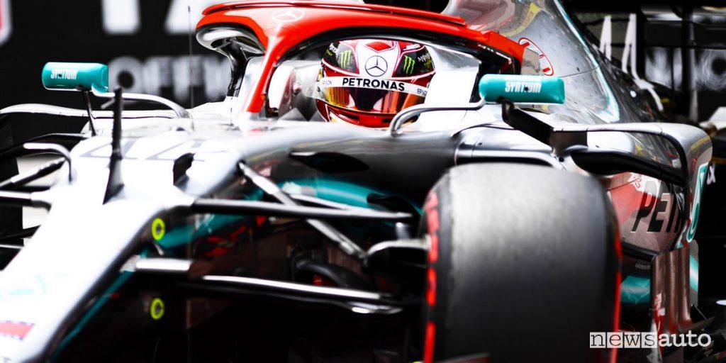 Serie tv Netflix - Lewis Hamilton GP Monaco 2019
