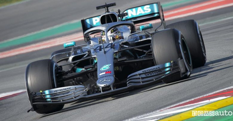 Orari F1 Spagna 2019