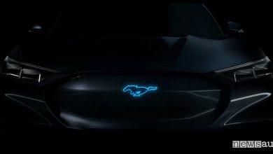 Nuovo crossover elettrico Ford