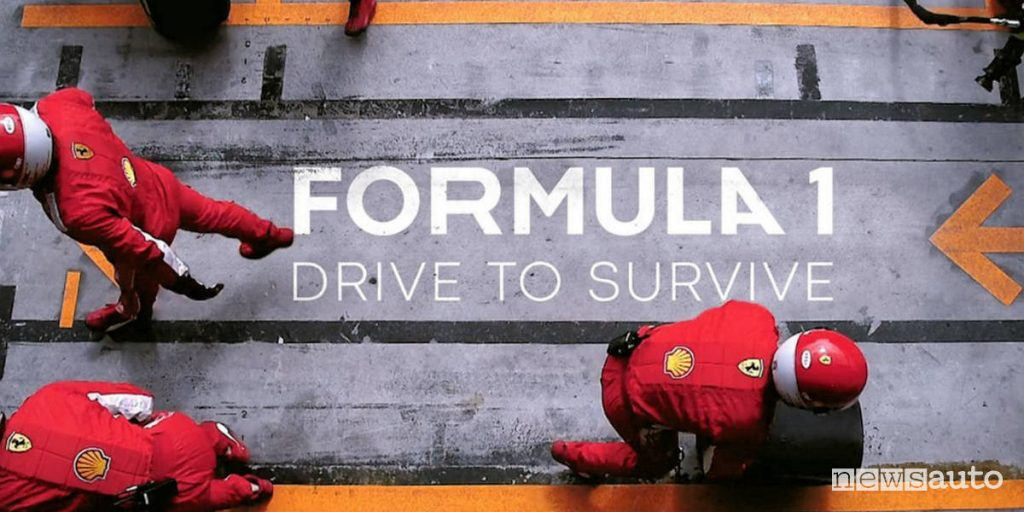 serie tv netflix f1 drive to survive