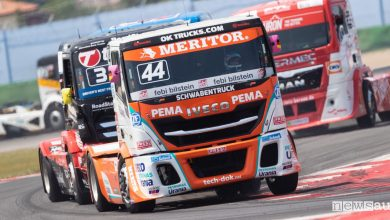 Photo of Misano truck gare con i camion, programma weekend del camionista