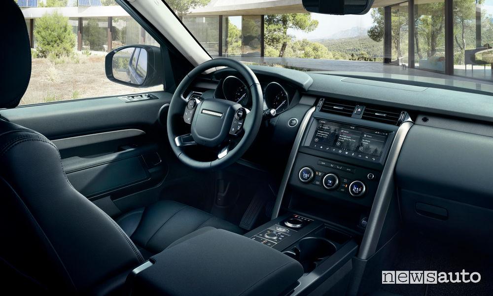 Abitacolo Land Rover Discovery Landmark Edition
