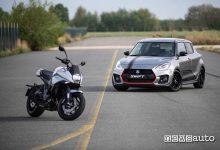 suzuki swift sport katana moto