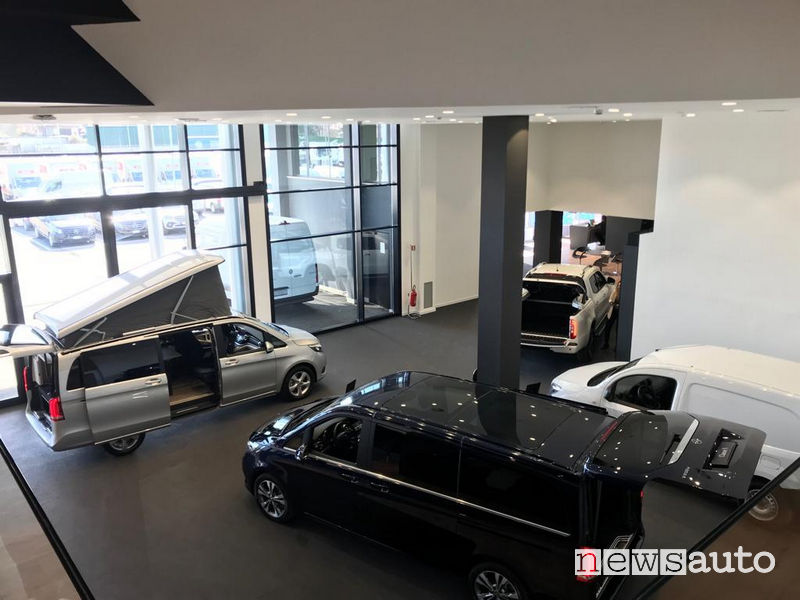Mercedes-Benz Roma veicoli commerciali