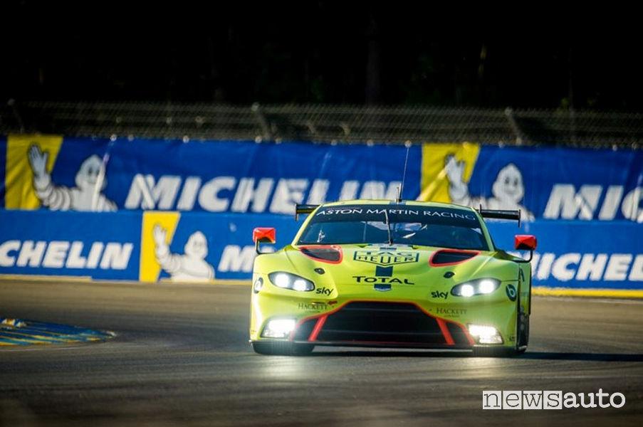 Aston Martin Vantage AMR LMGTE PRO
