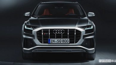 Photo of Audi SQ8 TDI, SUV diesel V8 ad alte prestazioni