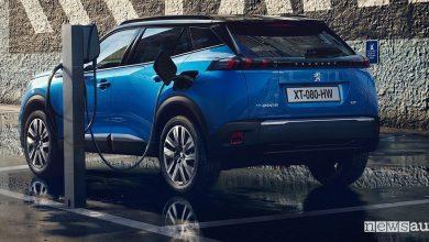Photo of Peugeot e-2008 elettrica, caratteristiche batteria, tempi di ricarica