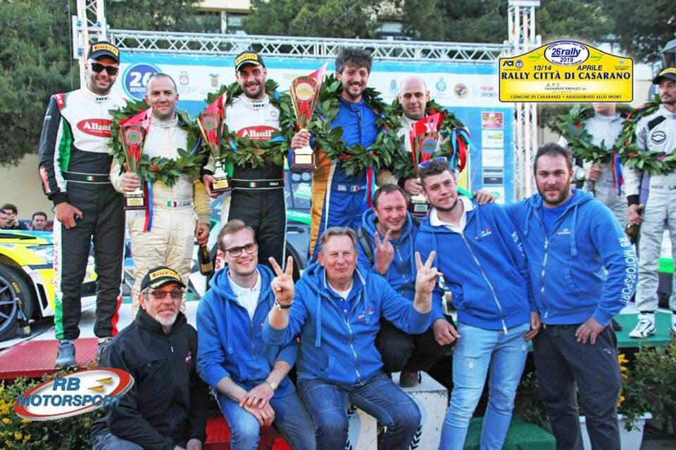 Scuderia RB Motorsport di Faedis Udine vitta del furto di ricambi auto e della estorsione