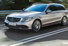 Auto aziendali diesel Mercedes-Benz C 300 d