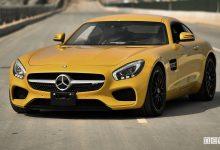 Noleggio auto tedesche Mercedes-AMG GT