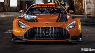 Photo of Mercedes-AMG GT3, nuova auto da corsa per gare di durata