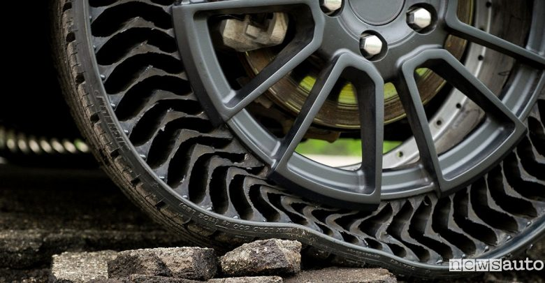 Sistema antiforatura Michelin