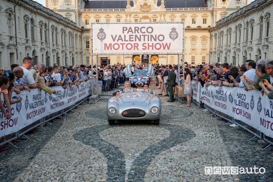 Chevrolet Ramarro Parade Salone dell'Auto di Torino Parco Valentino 2019
