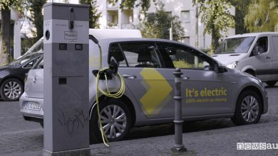 Photo of Noleggio auto elettriche Volkswagen, car-sharing a Berlino