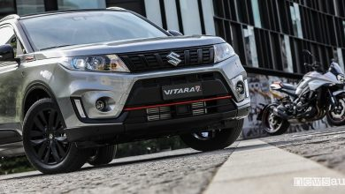 Photo of Suzuki Vitara Katana, prezzi e dotazioni della serie speciale