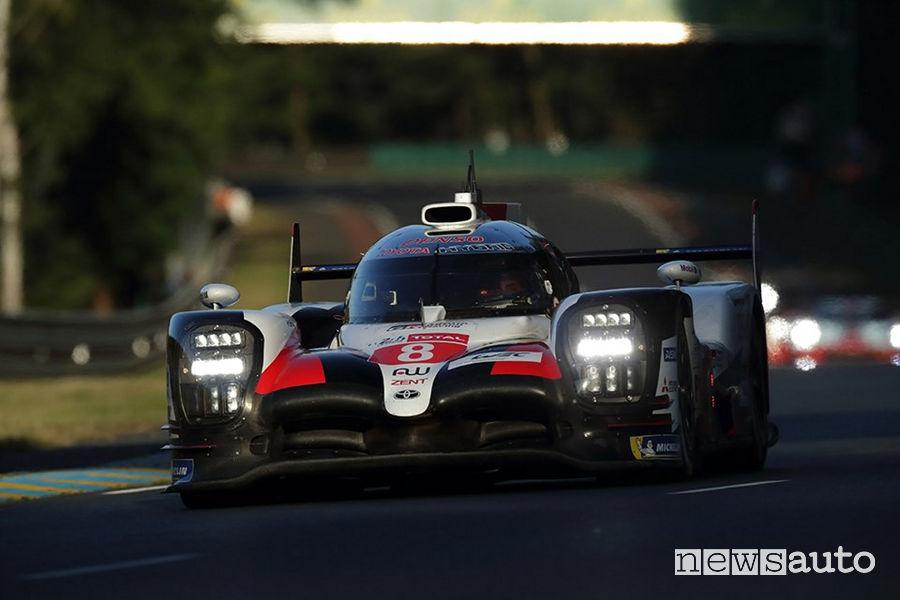 24 Ore di Le Mans 2019 Toyota