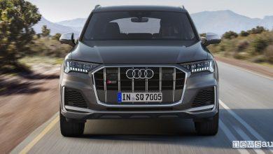 Photo of Audi SQ7 TDI, SUV sportivo diesel ad alte prestazioni