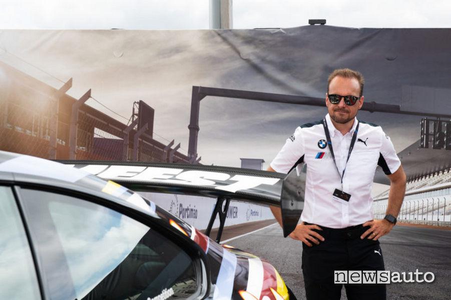 Markus Flasch, CEO di BMW