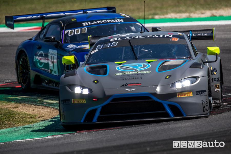 Aston Martin Vantage GT3 GT World Challenge Misano 2019
