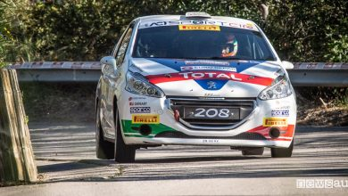 Photo of Peugeot 208 R2 al Rally di Roma Capitale 2019