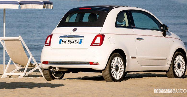 Fiat 500 Dolcevita Serie Speciale Dal Sapore Di Mare Newsauto It
