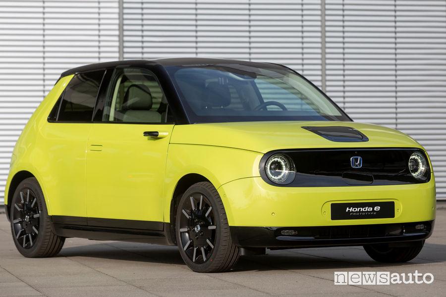 Honda e elettrica vince il premio Ecobest 2020