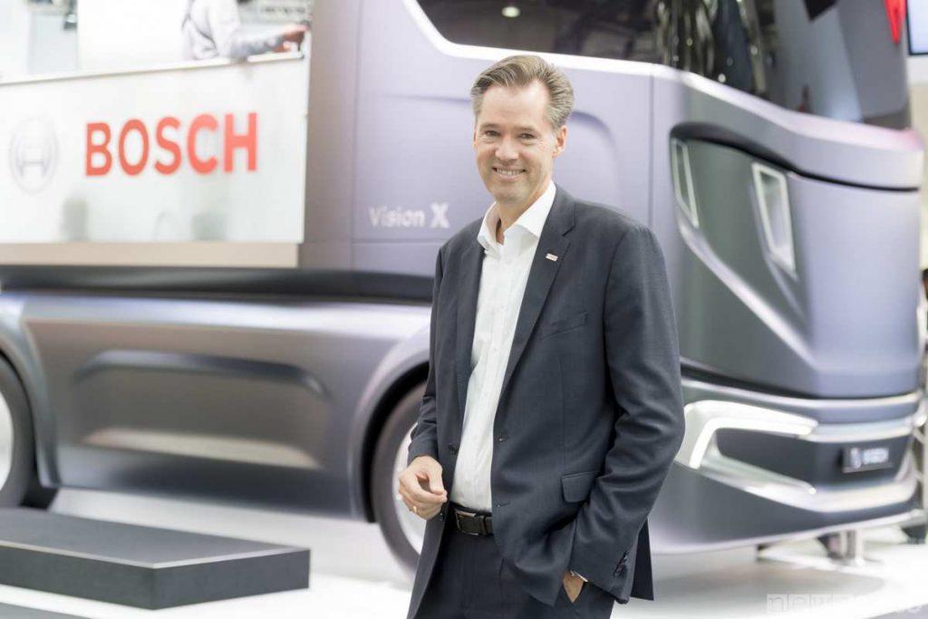 Markus Heyn, membro del consiglio di amministrazione di Robert Bosch GmbH